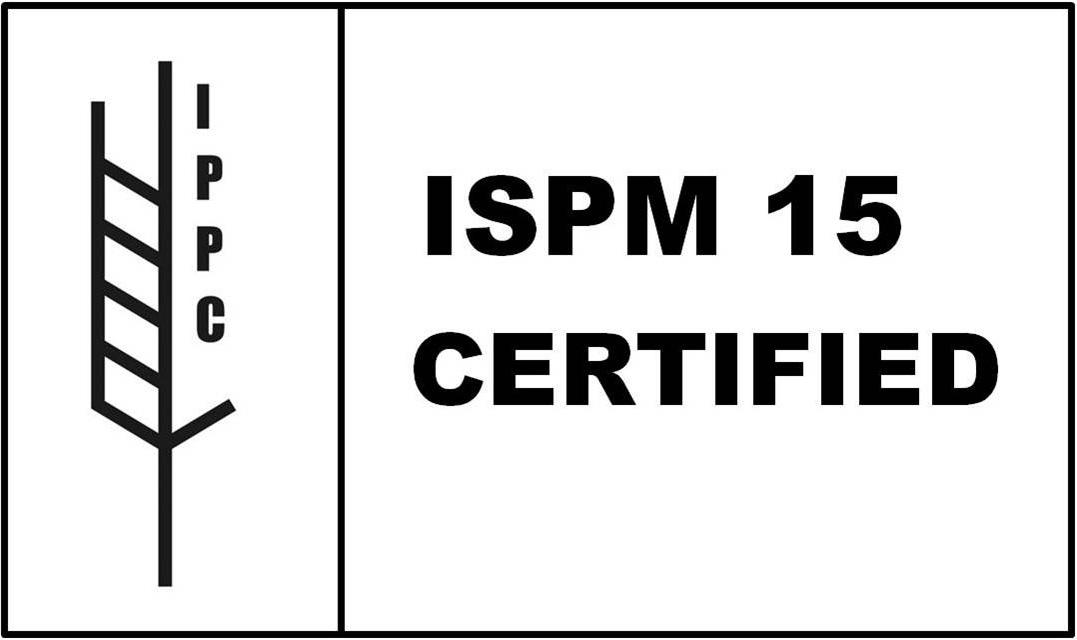 ISPM15 Certified Logo