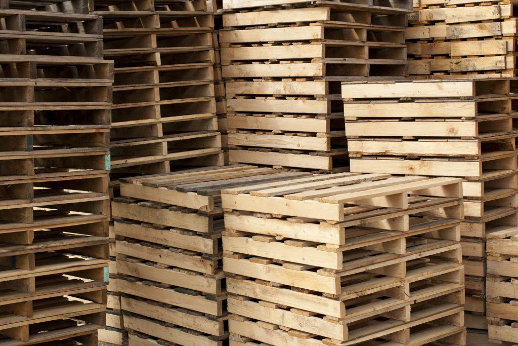 Wooden Pallets Atlanta
