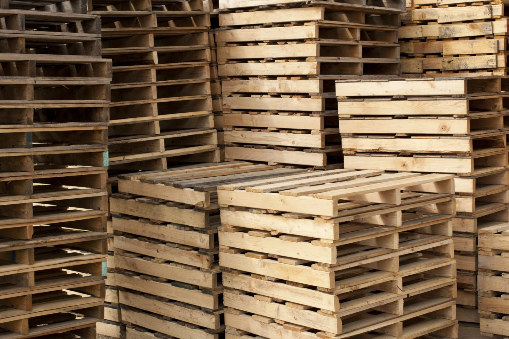 Wooden Pallets Atlanta
