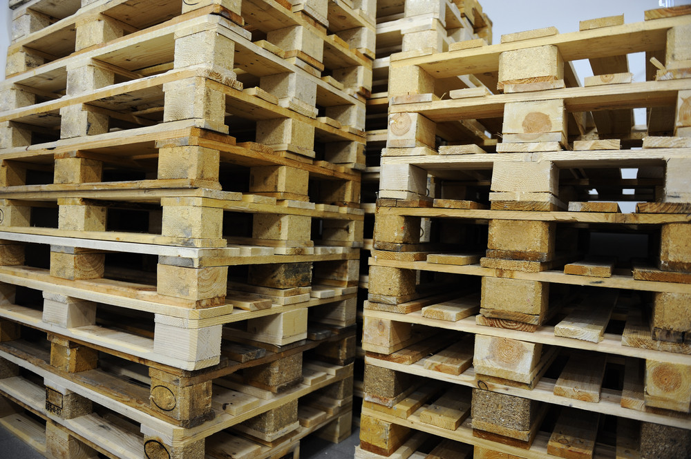 sourcing pallets